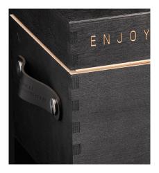 DeWok Box för Enkel-set