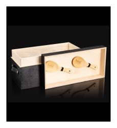 DeWok Box för Dubbel-set