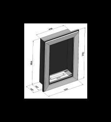 SimpleFire Frame 550 - 6