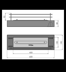 SimpleFire Firebox 600 - 4