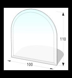 Golvskydd av klarglas - 4