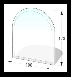 Golvskydd av klarglas - 5