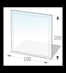 Golvskydd av klarglas - 6