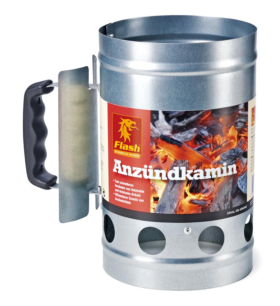 Grillstartare / Koltändare - 1