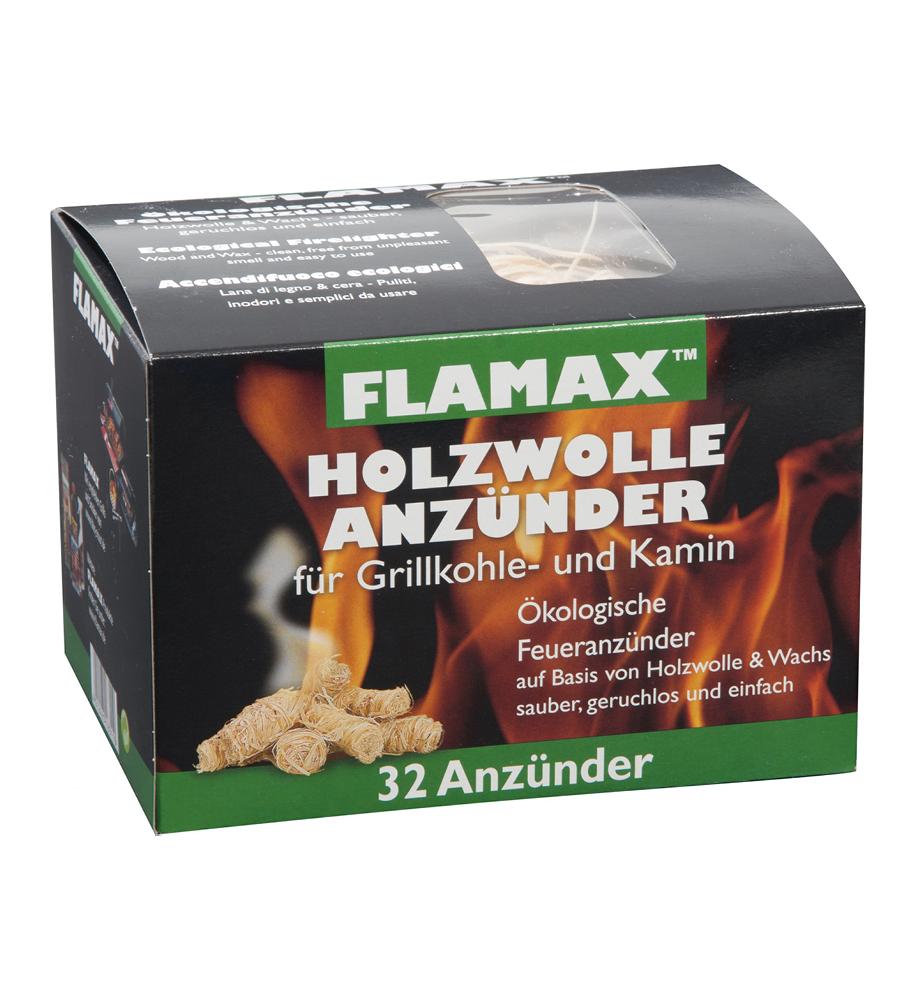 Flamax Eco Tändull 32st - 1