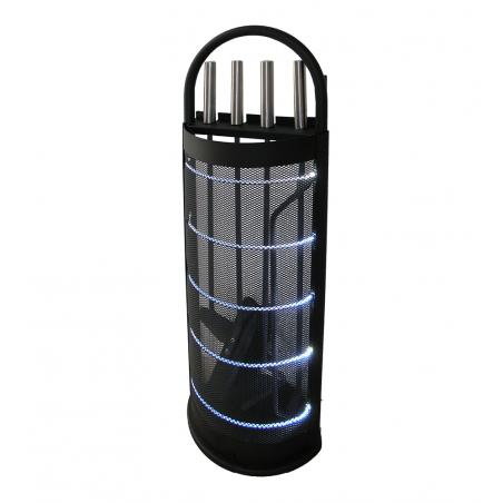 Eldställ med LED - 1